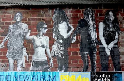streetart girls