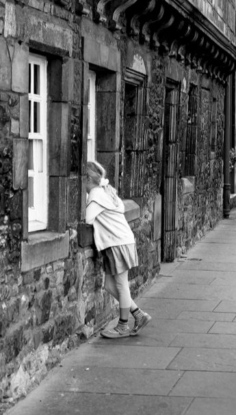 Straßenfotografie street photography Scotland