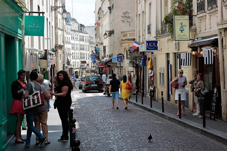 Straßenfotografie street photography Paris