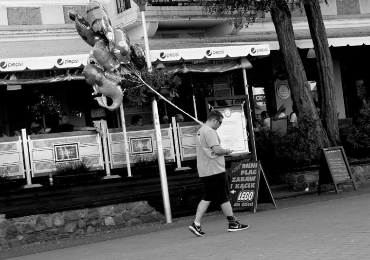 Straßenfotografie street photography Poland